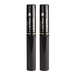 Set of Two Travel Size Definicils High Definition Mascara in Black, .07 Oz Each x 100