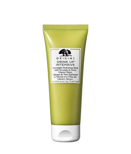 Origins Drink Up- Intensive Overnight Mask to Quench Skin's Thirst 2.5 Fl. Oz./75 ml