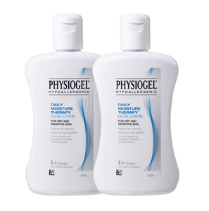 Physiogel Hypoallergenic Daily Moisture Therapy Facial Lotion 6.76 Fl Oz (200ml) x 2 Pack set