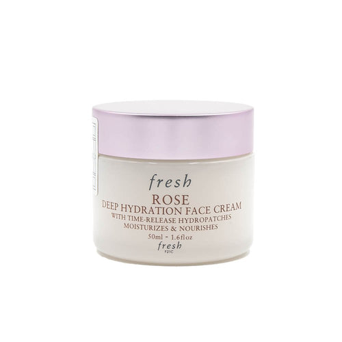 Fresh Fresh rose deep hydration face cream - normal to dry skin types, clear , 1.6 Ounce