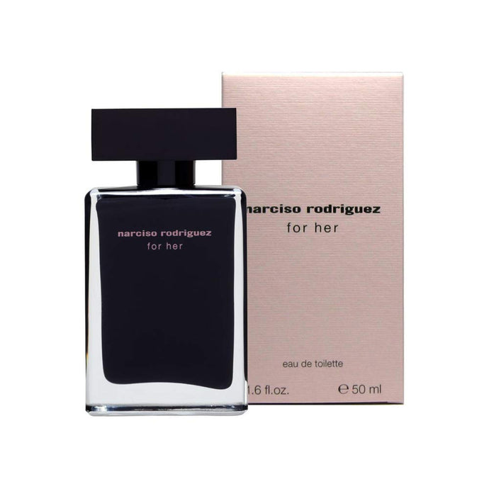 Narciso Rodriguez By Narciso Rodriguez For Women. Eau De Toilette Spray 1.6 Ounces