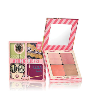 Benefit World O' Blush 4-Piece Set