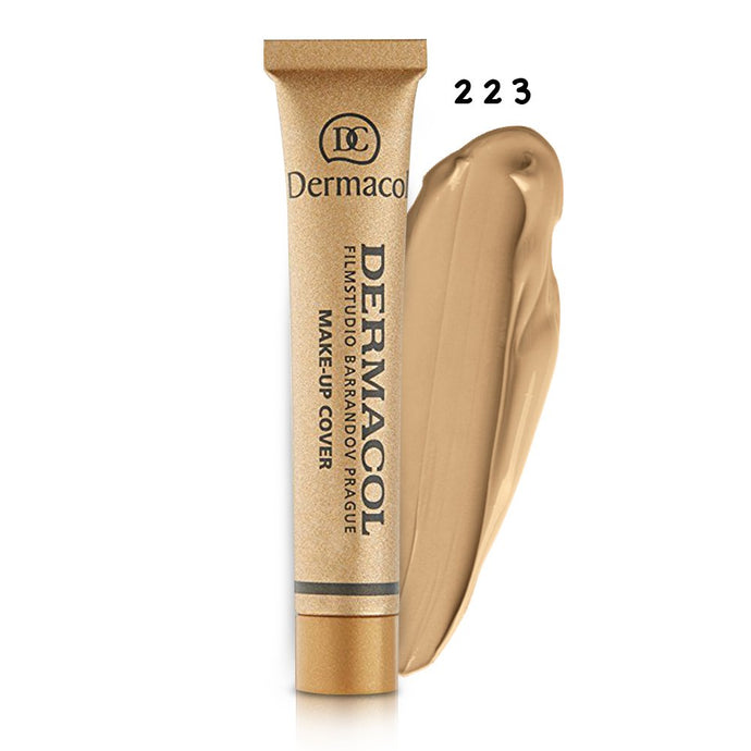 Dermacol Make-up Cover Full Coverage Foundation 223