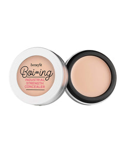 Benefit Cosmetics Boi-ing Industrial Strength Full Coverage Concealer Shade #2 Light/Medium 0.1 oz