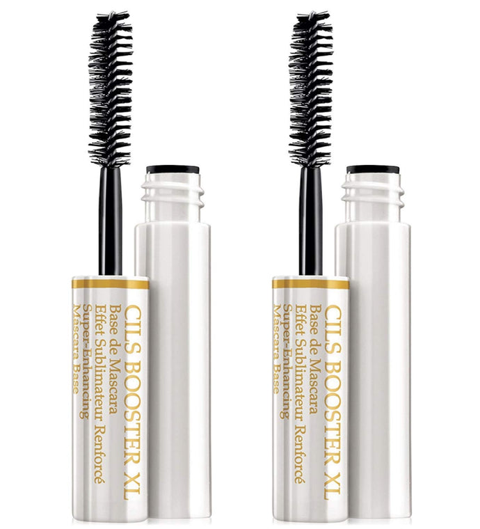 Lancome Set of two TRAVEL SIZE Cils Booster XL Mascara Enhancing Base .07oz each