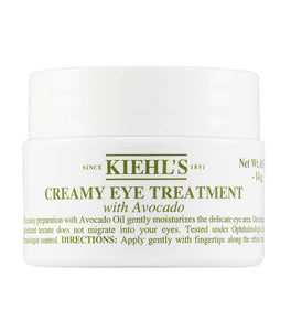 Kiehl's Creamy Eye Treatment W/Avocado .95 oz x50