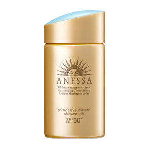 SHISEIDO ANESSA  Perfect Uv Skincare Milk Sunscreen Spf50+/pa ++++ 60ml