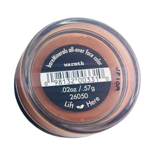Load image into Gallery viewer, Bare Escentuals i.d. Bare Minerals Warmth - .02oz / .57 g (eye-shadow sized)