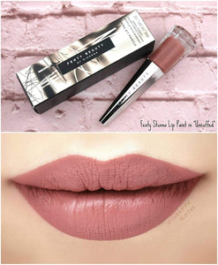 Fenty Beauty by Rihanna - Stunna Lip Paint Longwear Fluid Lip - Uncuffed - Rosy Mauve