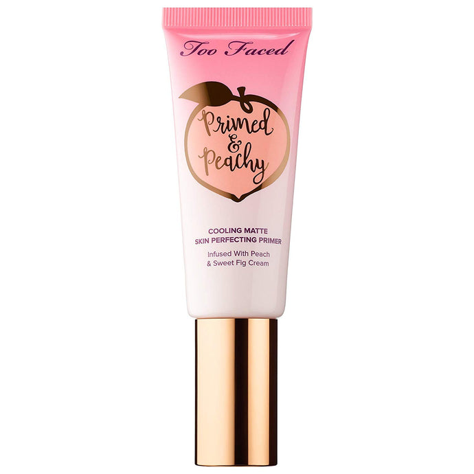TOO FACED Primed & Peachy Cooling Matte Perfecting Primer x81