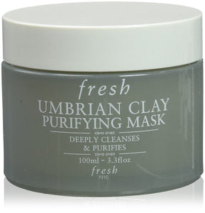 Fresh Umbrian Clay Purifying Mask, for Normal To Oily Skin, 3.3 Ounce