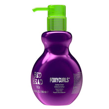 Load image into Gallery viewer, Tigi Tigi Bed Head Foxy Curls Contour Creme 6.76 Oz, 6.76 Oz