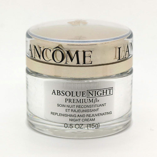 Lancome Absolue Premium Bx Replenishing and Rejuvenating Night Cream 0.5 oz/15g x 100