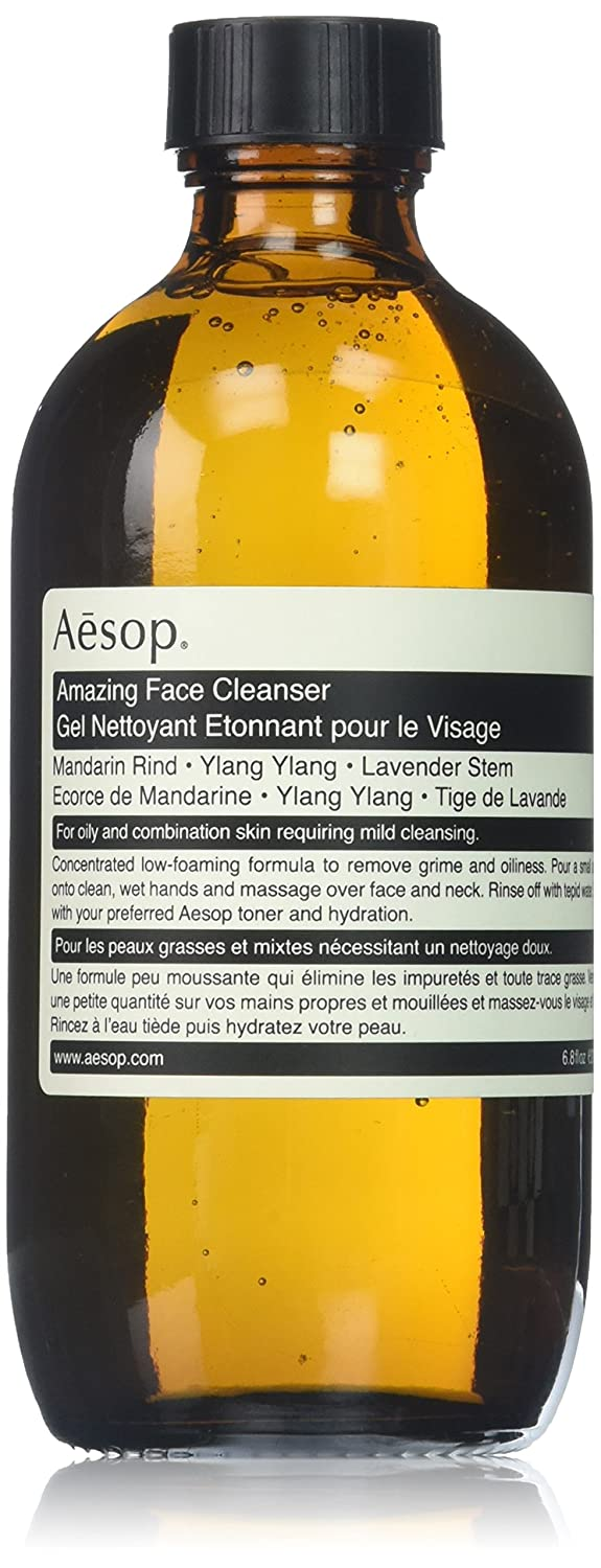 Aesop Amazing Face Cleanser, 6.8 Ounce x 17