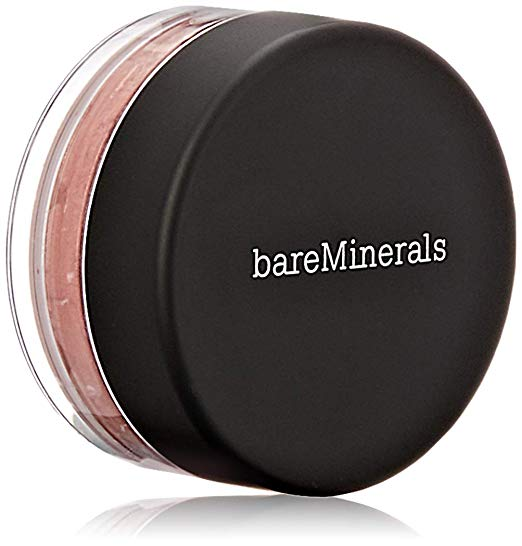 Bare Escentuals bareMinerals Blush for Women, Aubergine, 0.03 Ounce x 100