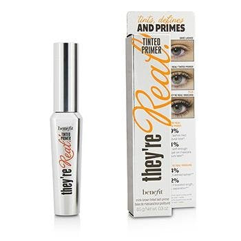 Benefit They're Real Tinted Lash Primer, Mink Brown, 0.3 Ounce x 56