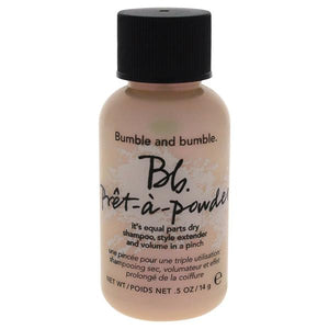 Bumble and Bumble Pret A Powder Shampoo for Unisex Shampoo, 0.5 Ounce x 100