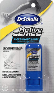 Dr. Scholl's Blister Defense Stick, 0.3-Ounce Stick (Pack of 4) x 200