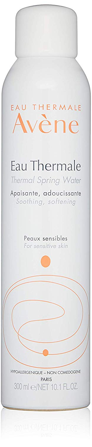 Avene Eau Thermale Thermal Spring Water, Soothing Calming Facial Mist Spray for Sensitive Skin 10.1 oz x 150