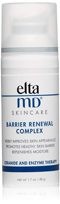 EltaMD Barrier Renewal Complex Facial and After Shave Moisturizer for Dry Skin, Dermatologist-Recommended, 1.7 oz x 94