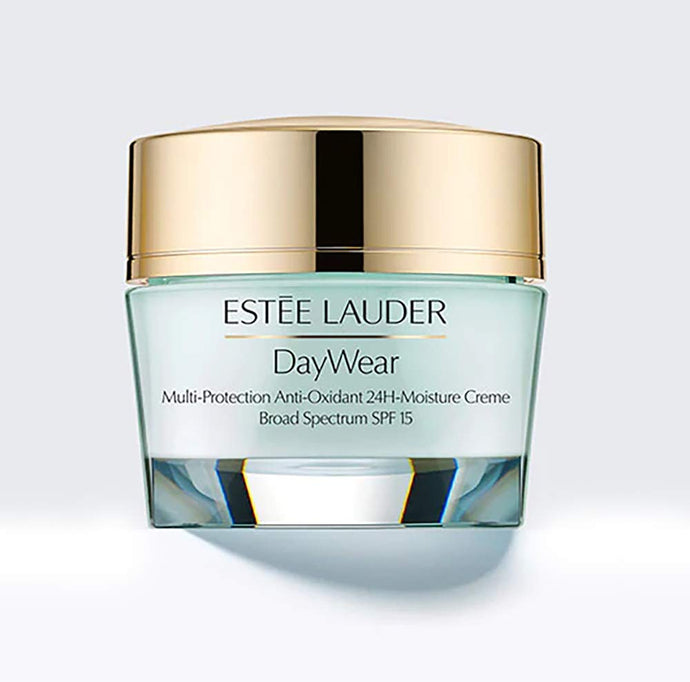 Estee Lauder DayWear Multi-Protection Anti-Oxidant 24-H Moisture Creme, SPF 15, for Normal/Combination Skin