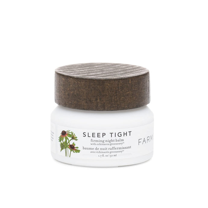 Farmacy Sleep Tight Firming Night Balm - Moisturizing & Renewing Face Oil 1.7 oz  x 100
