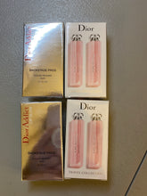 Load image into Gallery viewer, Christian Dior Addict Duo Lip Glow Set, No. 001 and No. 004, 0.12 Ounce