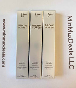 It Cosmetics Brow Power Universal Brow Pencil Universal Taupe 0.0056 oz. x 122