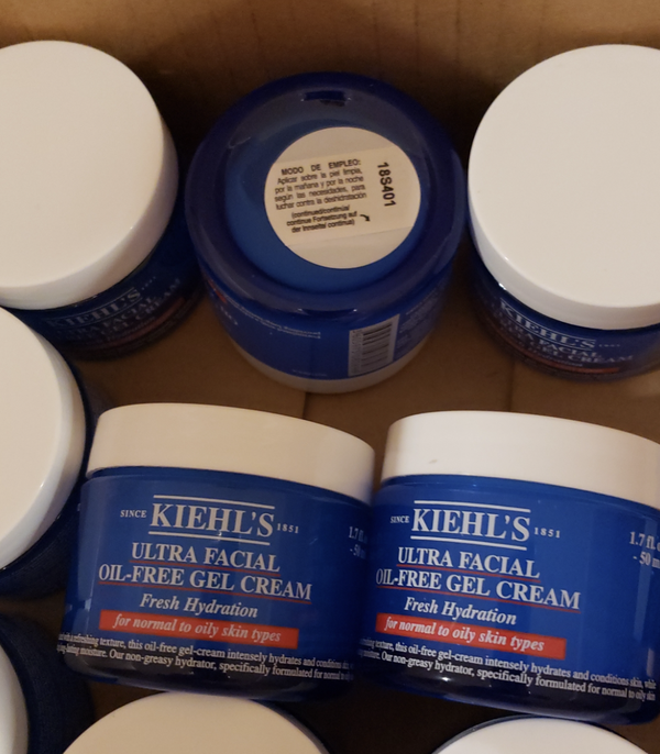 Kiehls Ultra Facial Oil-Free Gel Cream 50ml x 25