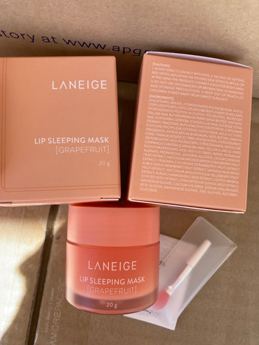 Laneige Lip Sleeping Mask - Grapefruit 20g (0.7oz)
