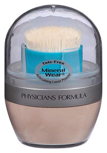 Physicians Formula Mineral Wear Loose Powder, Creamy Natural, 0.35 Ounce x 124