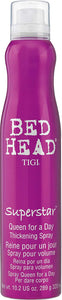 TIGI Bed Head Superstar Queen for a Day Thickening Spray, 10.2 Ounce x 100