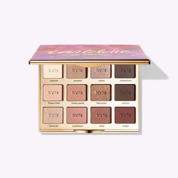 Tarte Tartelette In Bloom Clay Eyeshadow Palette x 50