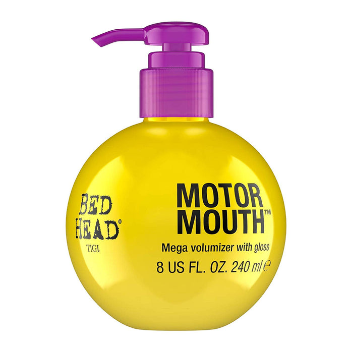 Tigi Bed Head Motor Mouth Mega Volumizer With Gloss for Unisex, 8 Oz x 100