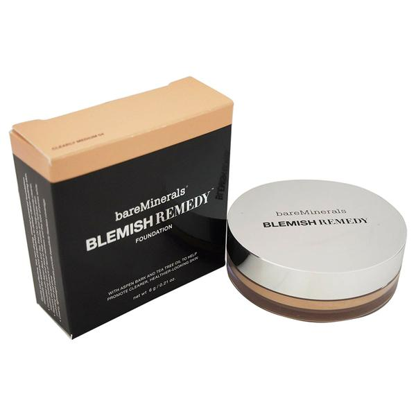 bareMinerals Blemish Remedy, Clearly Medium, 0.21 Ounce x 100