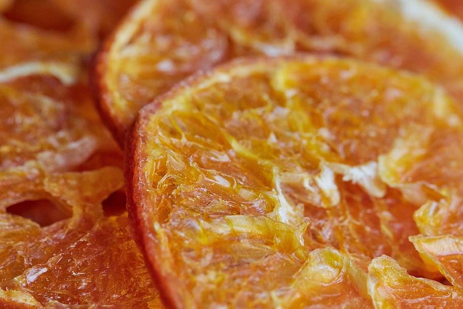 Dried Citrus Fruit