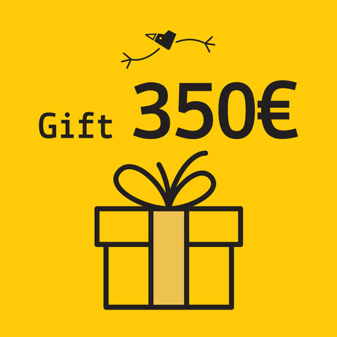 Gift Card - 350€