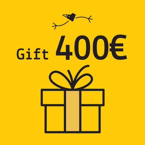 Gift Card - 400€