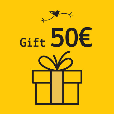 Gift Card - 50€