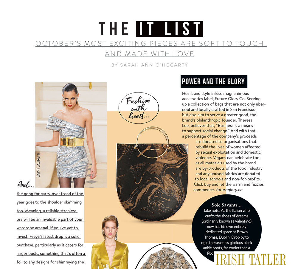 Irish Tatler Future Glory Co Press