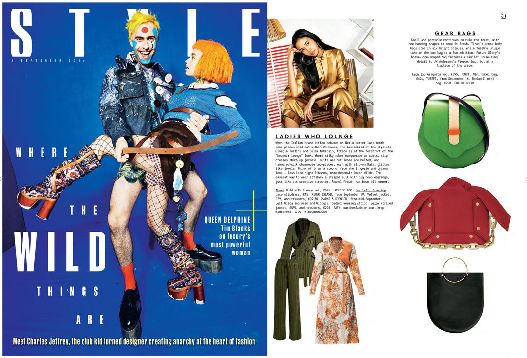 Future Glory Co / Sunday Times Style UK