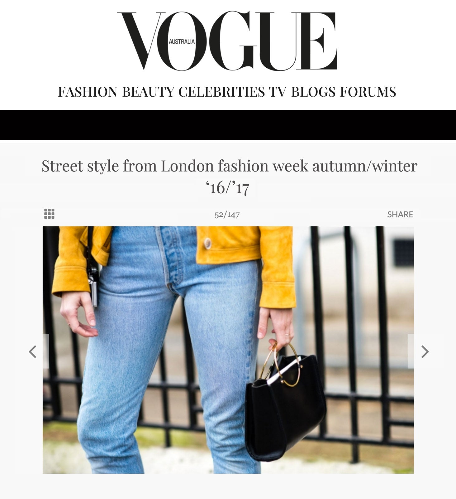 Vogue Australia_FutureGloryCo_Handbags