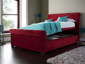 Belford Upholstered Ottoman Storage Bed