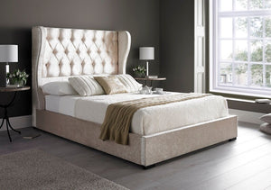 Blenheim Winged Bedstead