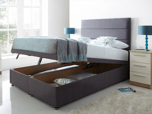 Chill Upholstered Ottoman Storage Bed