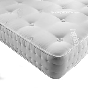 Luxury 1500 pocket sprung mattress
