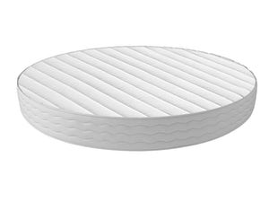 "Round Remedy 8"" Reflex/Memory Foam"