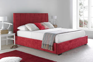 Style Upholstered Bedstead