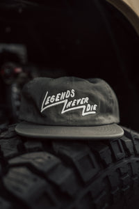 Legends Never Die Cap