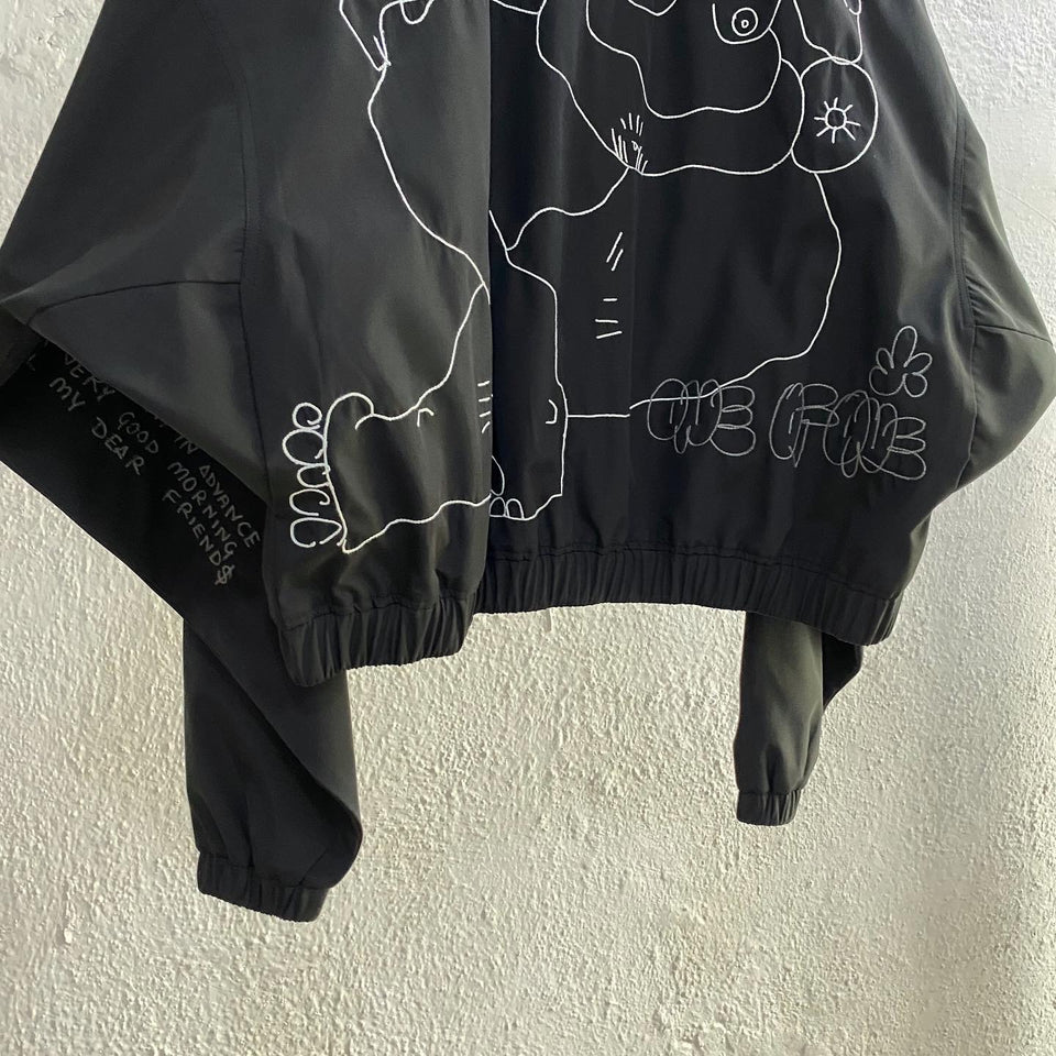 BEAR BOMBER JACKET^ ONE OF ONE